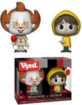 Funko / Vynl - Pennywise & Georgie (IT) 2-pack