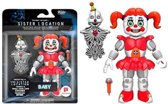 Funko - Five nights At Freddy's Sister Location - Baby