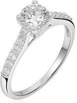 Schitterende Zilveren Ring