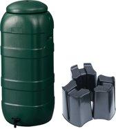 Harcostar Regenton - 100 liter - Groen + Voet