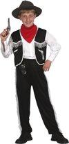 Luxe Cowboy Brady - kostuum - 7-9 jaar