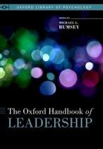 The Oxford Handbook of Leadership