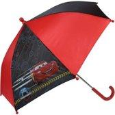 Disney Paraplu Cars Zwart 38 Cm
