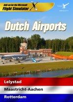Dutch Airports - Microsoft Flight Simulator X Add-on - Windows download