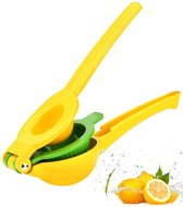 Premium Citruspers - Limoenpers - Sinaasappel juicer - Handmatige Fruitpers - Metaal