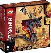 LEGO NINJAGO Vuurtand - 70674