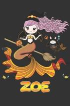 Zoe: Zoe Halloween Beautiful Mermaid Witch Want To Create An Emotional Moment For Zoe?, Show Zoe You Care With This Persona
