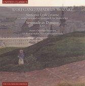 Sharon, Gil / Yuri Gandelsman, Ao. - Mozart; Sinfonia Concertante / Sere