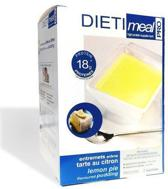 Dieti Lemon Pie pudding - 7 stuks - Maaltijdvervanger