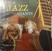 DUTCH JAZZ GIANTS 6 - LADIES OF JAZZ