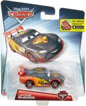 Disney Cars auto Lightning McQueen carbon fiber racer Bliksem - Mattel