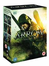 Arrow Seizoen 1 t/m 6 (Import)