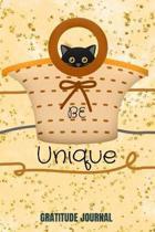 Be Unique Gratitude Journal