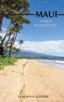 Maui Weekly Planner 2017
