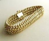 Fobe gouden armband