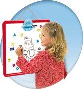 Magnetisch schoolbord met ophangkoord