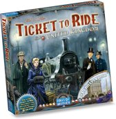 Ticket to Ride UK/Pennsylvania - Uitbreiding