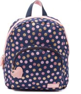 Zebra Trends Girls Rugzak wild dots - navy