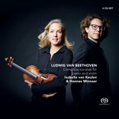 Beethoven - Vioolsonates - 4CD