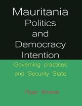 Mauritania Politics and Democracy Intention