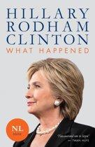 Boekomslag van 'What happened'