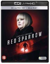 Red Sparrow (4K Ultra HD Blu-ray)