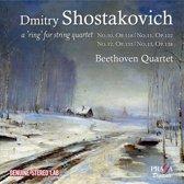 String Quartets No.10, 11, 12, 13