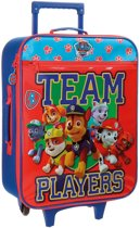 Disney Soft Trolley 50 Cm 2 Wheels Paw Patrol Team Players
