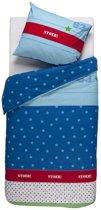 Lief! Stoer! Dekbedovertrek en Kussensloop voor Kinderen 1 Persoons – 200x140x2cm | Lakens | Beddengoed | Slaap Spullen
