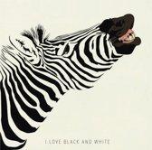 Chic.mic Canvas Schilderij 20 X 20 X 4 Cm Zebra