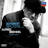 Alfred Brendel Plays Schubert
