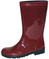 Gevavi Boots Iris Roos Regenlaarzen PVC Dames 37