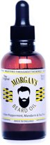 Morgan's Baardolie Indian Peppermint 50 ML / AANBIEDING