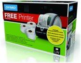 Dymo LabelWriter 450 Bundel - Labelprinter / Gratis Labelrollen