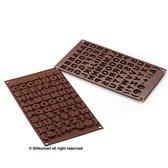 Easy Choc Letters - chocoladevorm