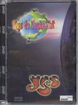 Yes ‎– Keys To Ascension CD + DVD