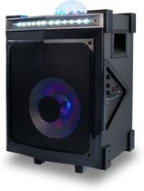 Noonday Party Speaker | Trolley | Bluetooth speaker | Lichtshow