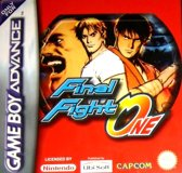 Final Fight One (Gameboy Advance)