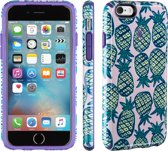 Speck iPhone 6 / 6s CandyShell Inked (Pineapple Pac / Knight Purple)