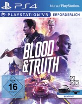 Sony Playstation 4 PS4 VR-Spiel Blood & Truth (USK 16)