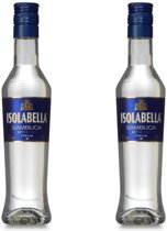 Isolabella Sambuca - 35 cl- 2-pack