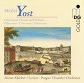 Yost: Concertos for Clarinet / Klocker, et al