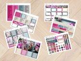 planner Stickers algemeen 2016  voor Mascha Planner