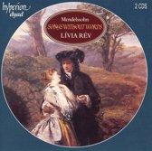 Mendelssohn: Songs Without Words / Livia Rev