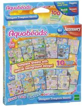 Aquabeads Patroonvellenset 30288 - Hobbypakket