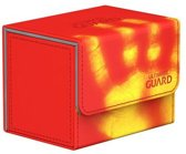 Ultimate Guard SideWinder™ 80+ Standard Size ChromiaSkin™ Red