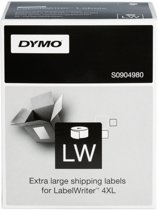 LABELWRITER EXTRA LARGE SHIPPING LABEL 4XL 104X159MM (1x220)