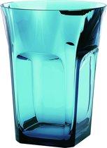Guzzini Belle Epoque Drinkglas laag blauw - 0.28Ltr