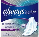 Always Maandverband - Infinity Long - 11 stuks - Maandverband