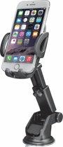 Trust Urban - Uitschuifbare Autohouder voor Smartphones - Zwart